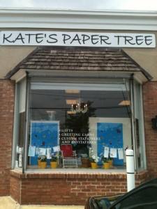 Kate's Paper Tree